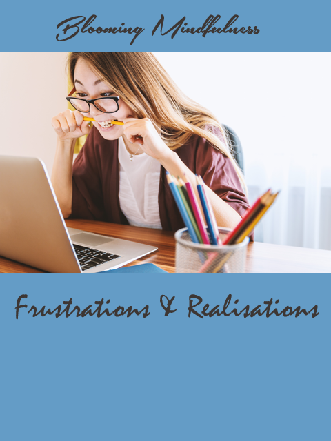 Frustrations and realisations