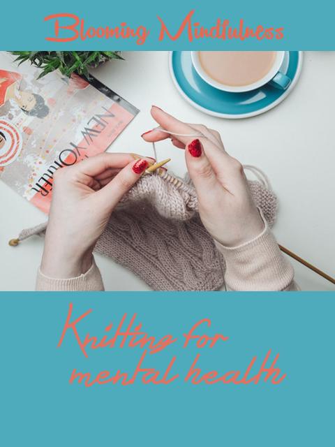 knitting for mental health
