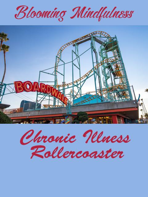 Chronic Illness Rollercoaster