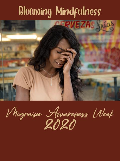 Migraine awareness week 2020