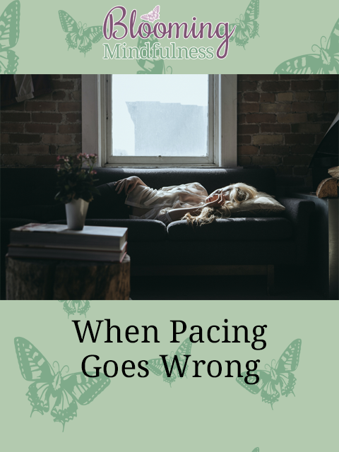 when pacing goes wrong