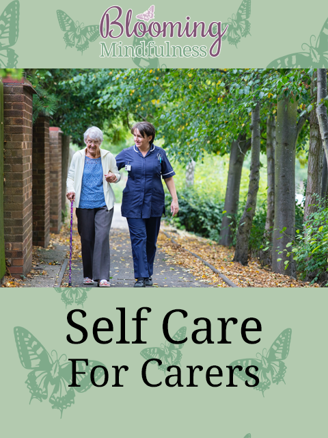 self care for carers