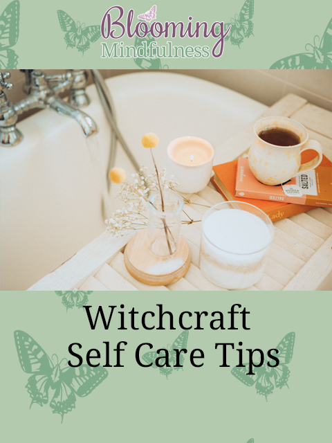 witchcraft self care tips