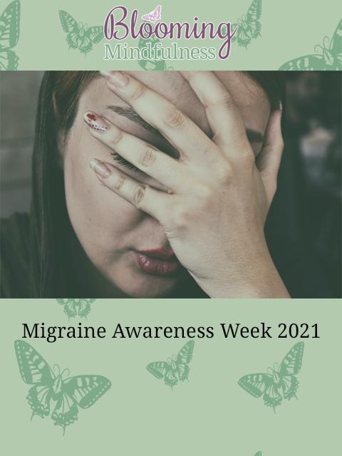 migraine awareness weel 2021