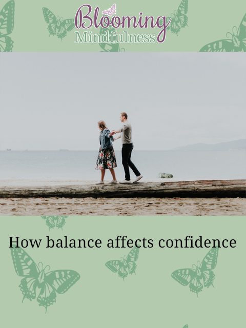 How balance affects confidence