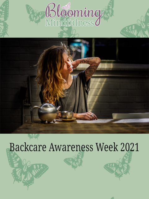 Back care awareness week 2021